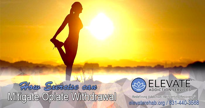 How An Exercise Plan Can Mitigate Opiate Withdrawal Symptoms