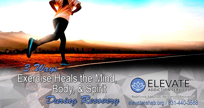3 Ways Exercise Heals In Addiction Recovery