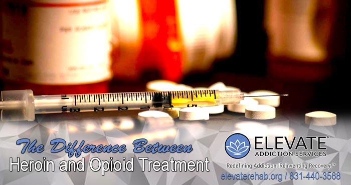 Heroin Vs Prescription Opiate Treatment