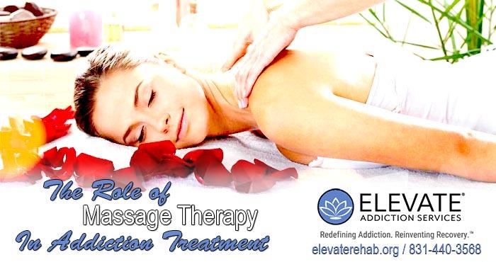 Massage And Addiction Treatment
