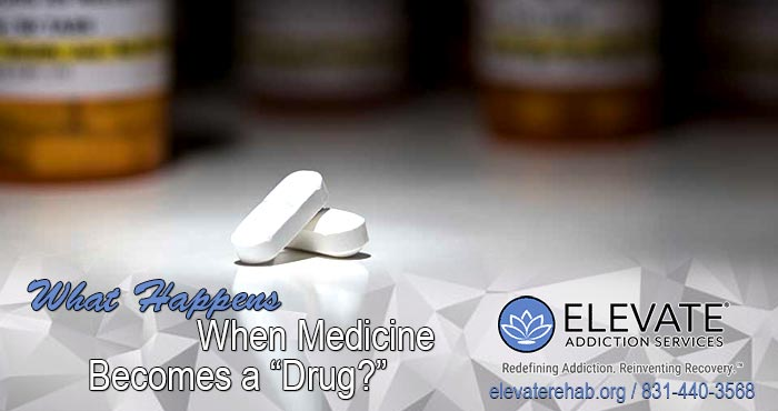 """What Happens When Medicine Becomes A """"Drug?"""""""
