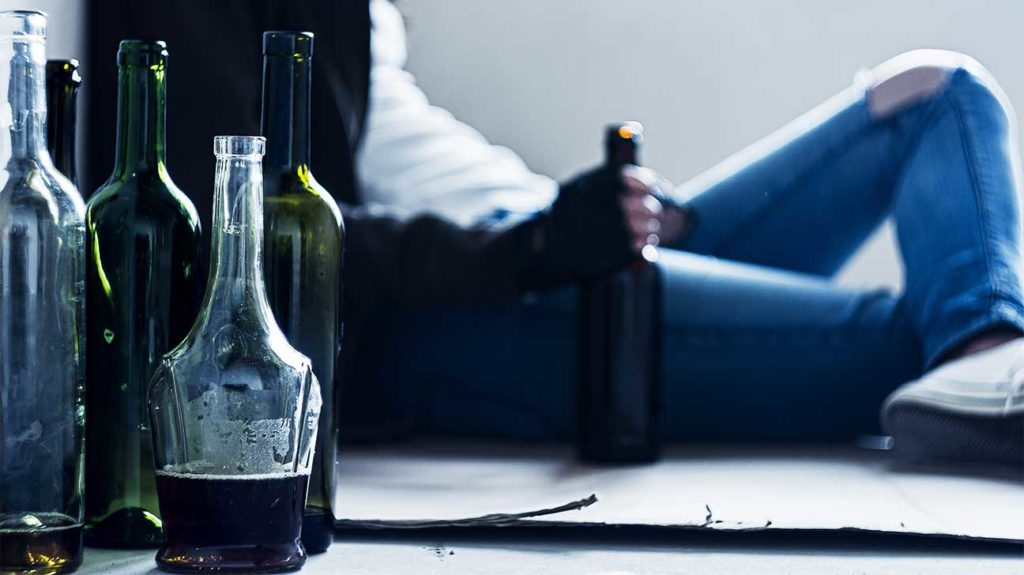 Binge Drinkers More Likely To Become Alcohol Dependent