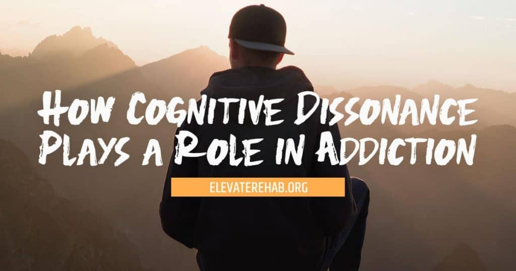 How Cognitive Dissonance Plays A Role In Addiction