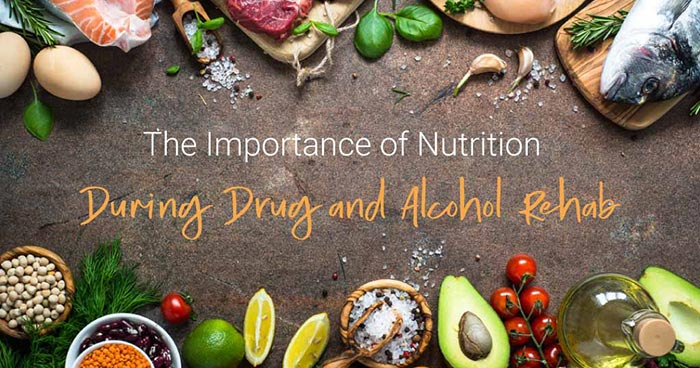 Nutrition And Drug Rehab