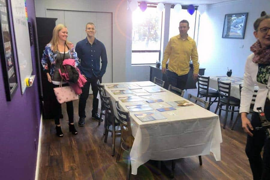 Elevate Addiction Services Lake Tahoe Grand Opening Promotion