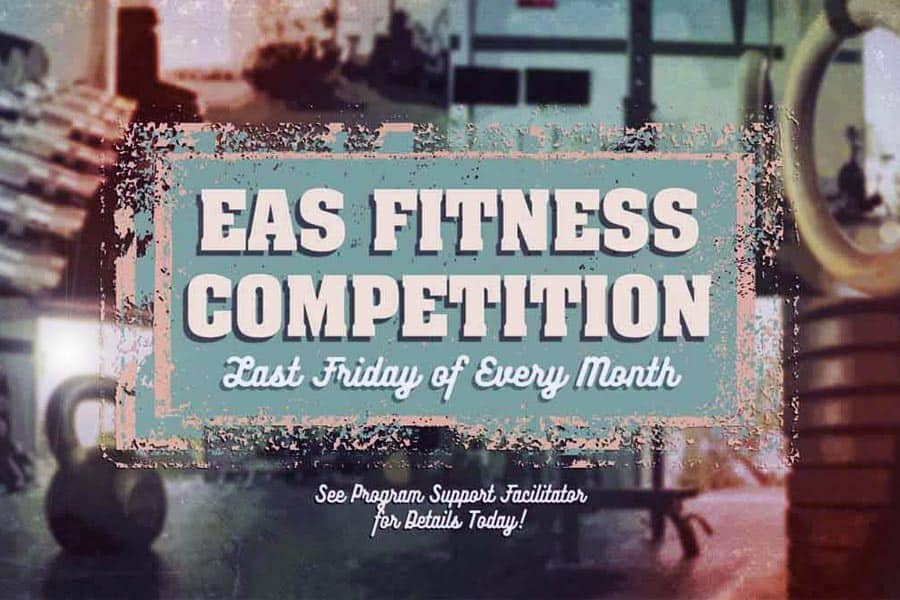 Elevate Fitness Competition Ad