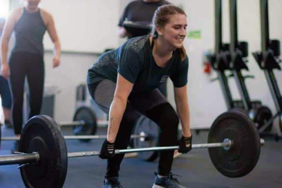 Elevate Fitness Competition Deadlift