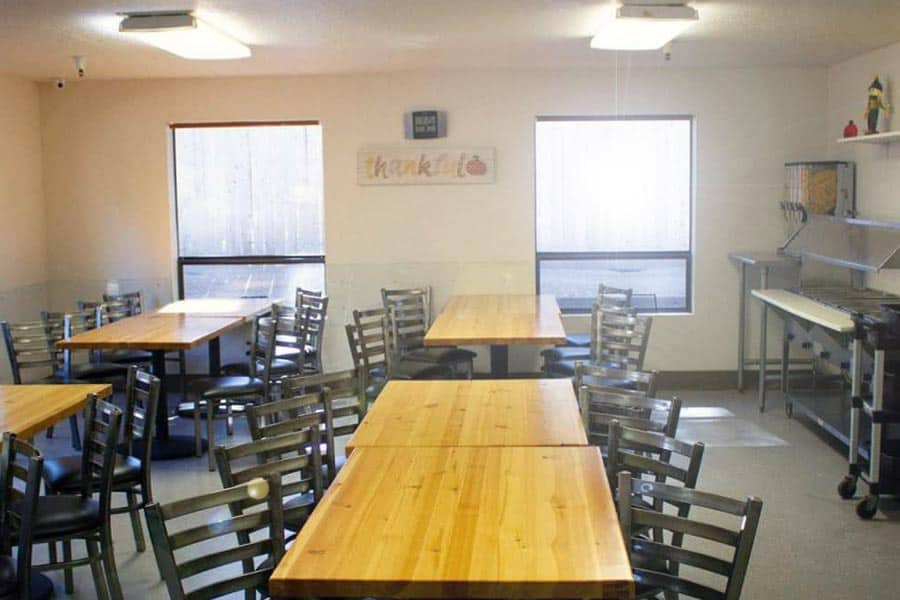 Elevate Lake Tahoe Cafeteria
