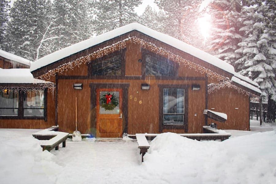 Elevate Lake Tahoe Christmas