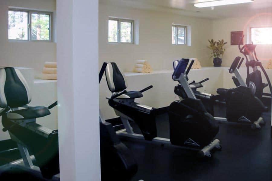 Elevate Lake Tahoe Fitness Equipment