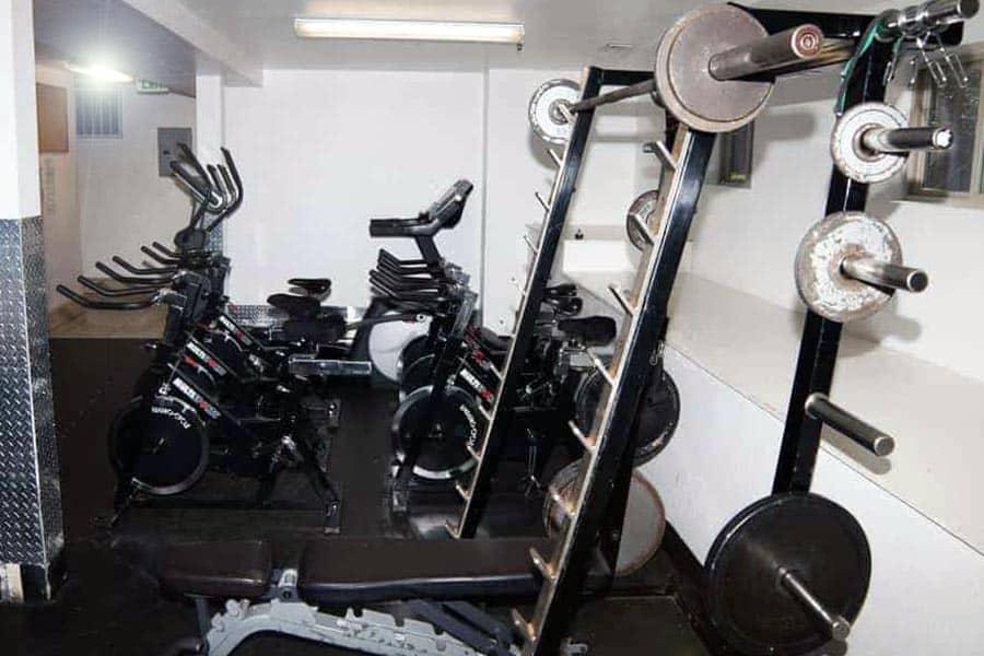 Elevate Lake Tahoe Gym