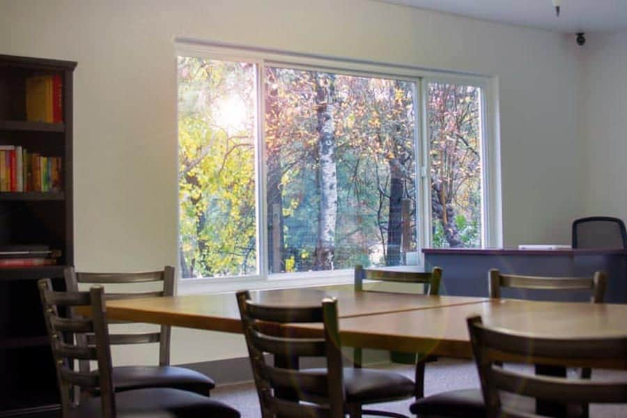 Elevate Placerville Study Room