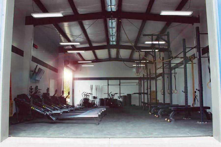 Elevate Santa Cruz Gym