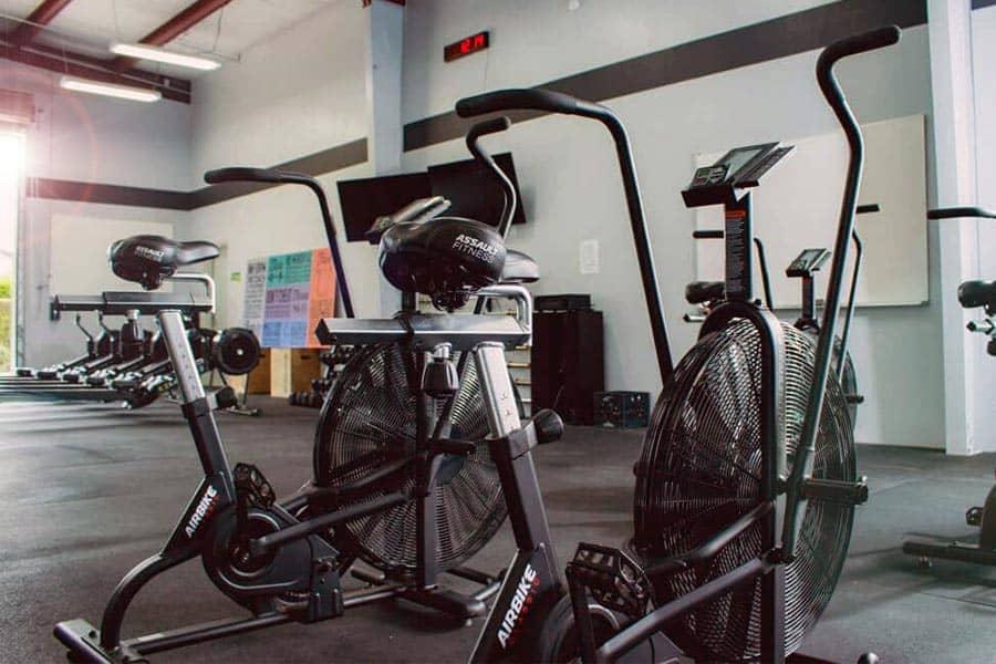 Elevate Santa Cruz Gym Bikes