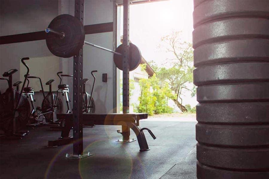 Elevate Santa Cruz Gym Weights