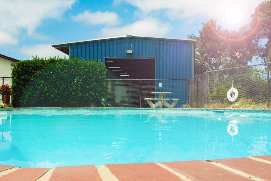 Elevate Santa Cruz Pool