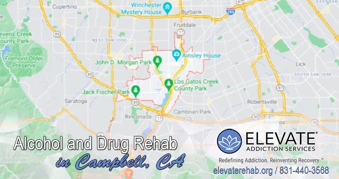Alcohol Drug Rehab Campbell, California