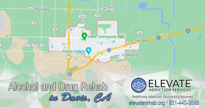 Alcohol Drug Rehab Davis California
