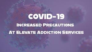 Covid Precautions Elevate