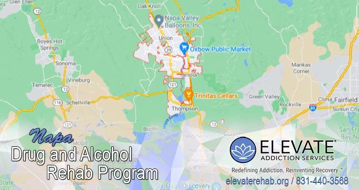 Napa Drug And Alcohol Rehab Program