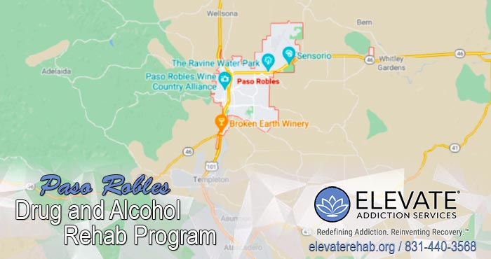 Paso Robles Drug And Alcohol Rehab Program