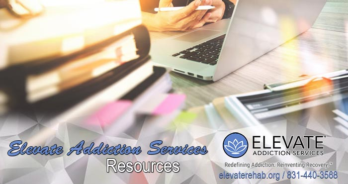 Elevate Addiction Services Resources