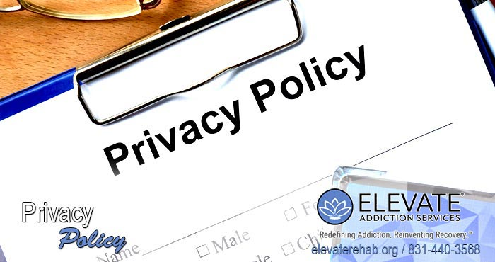 Privacy Policy Elevate Addiction Services