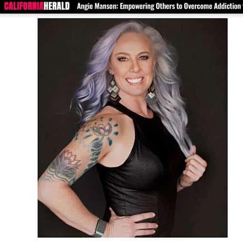 California Herald Angie Manson 1