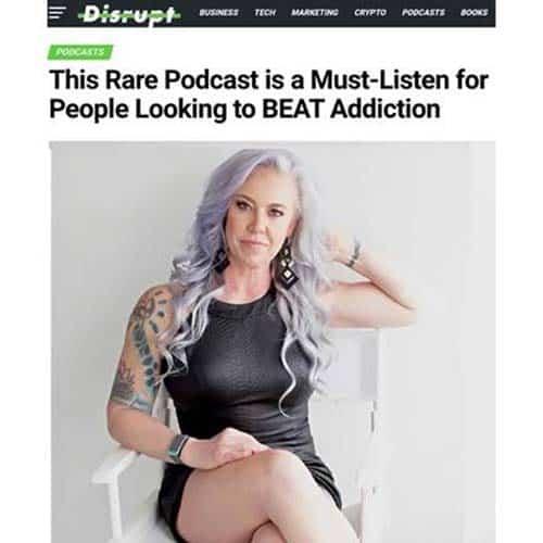 Distrupt Magazine Angie Manson 1